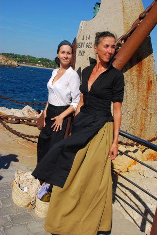 Empordà Caterva, visita teatralitzada, Pescadores de l'Escala