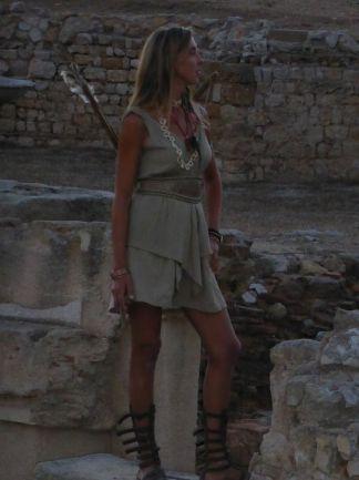 Empordà Caterva, Artemis, Sota la mirada dels déus, MAC-Empúries