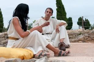 Empordà Caterva, In Vino Veritas, visita teatralitzada MAC-Empúries