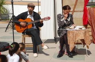 Empordà Caterva, Visita teatralitzada Catarina Albert, Ajuntament de l'Escala